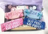 Personalised Deluxe Twins Hamper