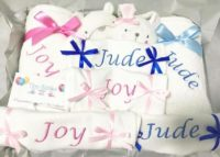 My Double Joy Girl+Boy Personalised Hamper