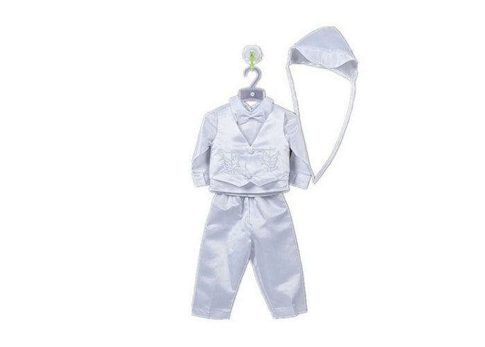 Baby Boy Baptism set