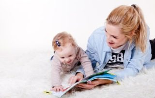 7 reasons read to children before bedtime