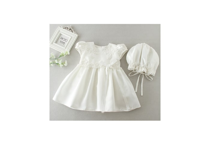 newborn christening dress