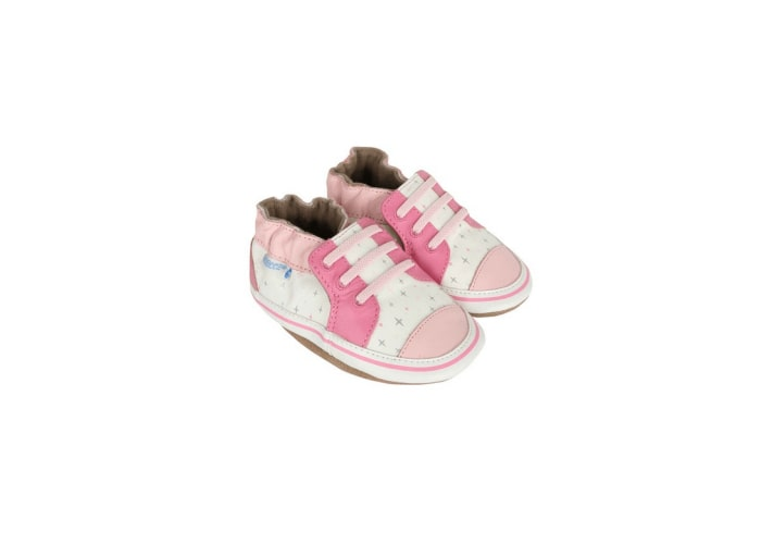 robeez sporty baby girl prewalker shoes
