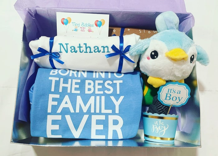 Just Hatched Personalised Hamper