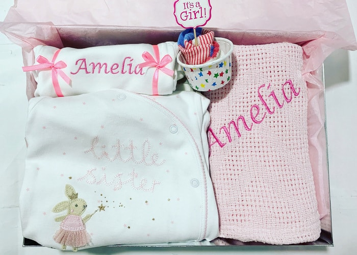 Little Sister Personalised Gift Hamper