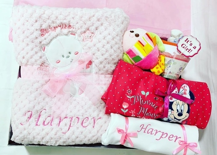 Minnie Mouse Fun Personalised Hamper