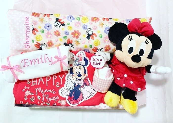 Happy Minnie Mouse Gift Hamper