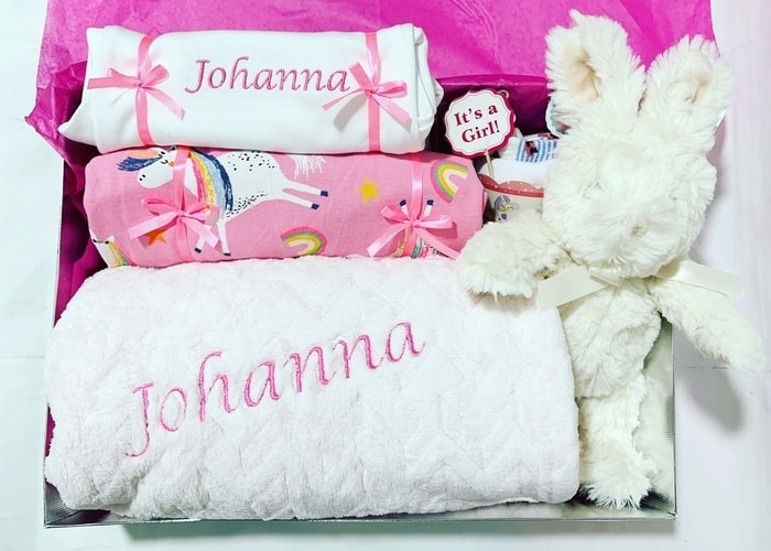 My Little Bunny Personalised Hamper