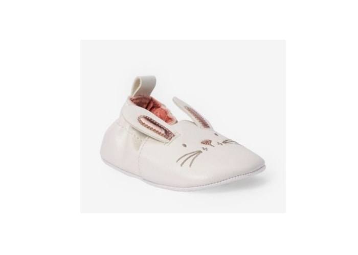 Pram shoes for baby girl