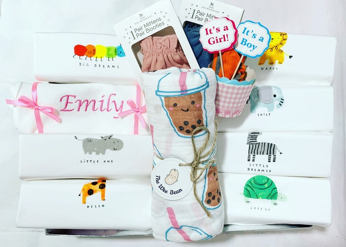 Welcome the New Bundle of Joy Gift Hamper