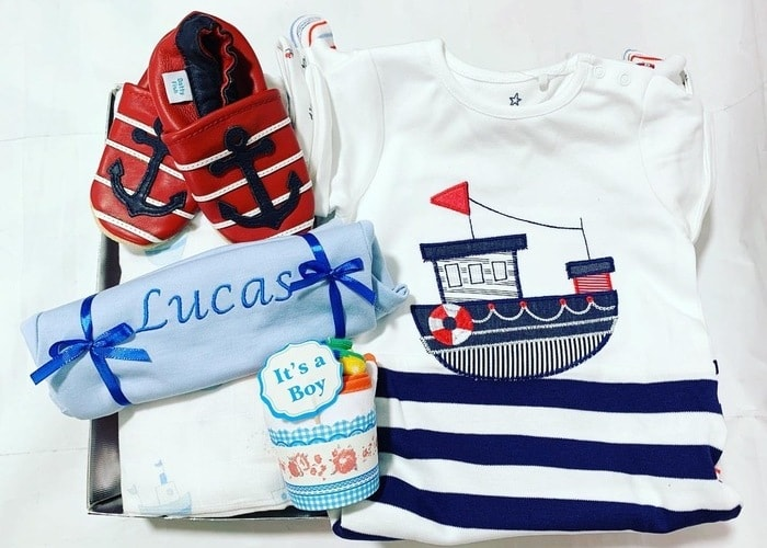 Little Sailor Personalised Gift Hamper