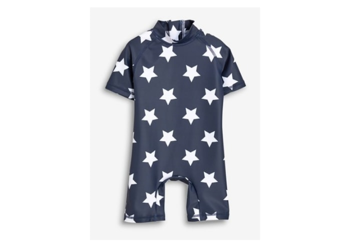 Baby Boy Stars Swimsuit