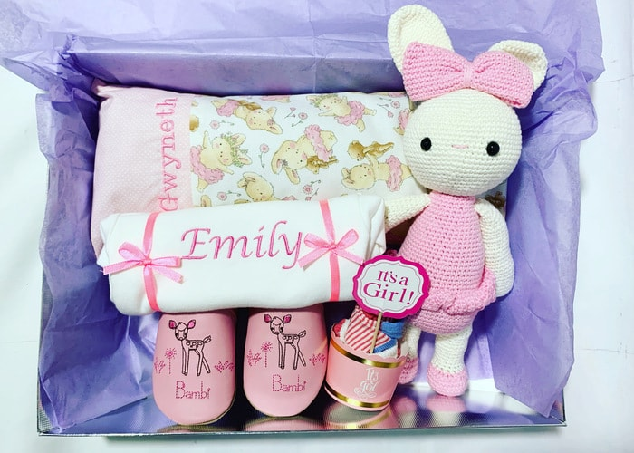My Little Bambi Personalised Hamper