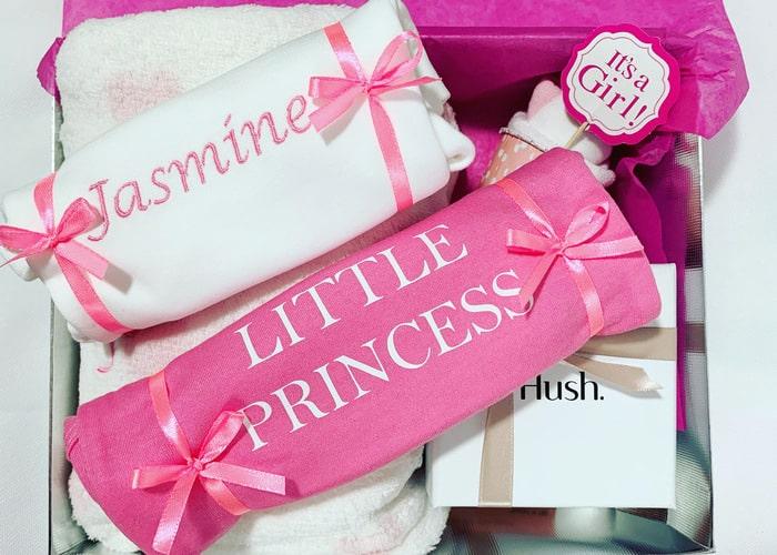 Daddy Little Princess Personalised Hamper
