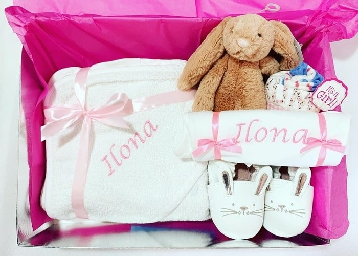 Little Bunny and Me Personalised Hamper