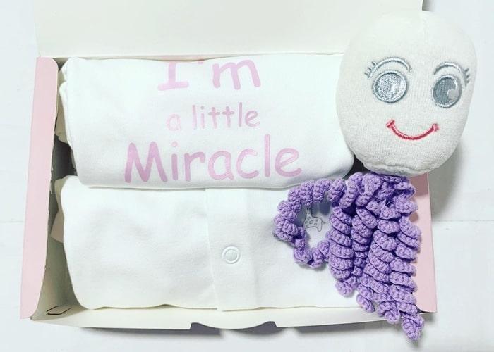 Baby Girl Preemie Starter Set