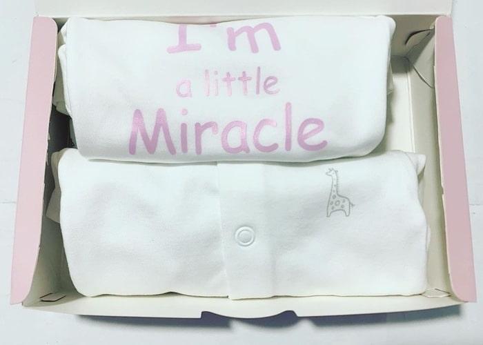 Preemie Newborn Baby Girl Starter gift set
