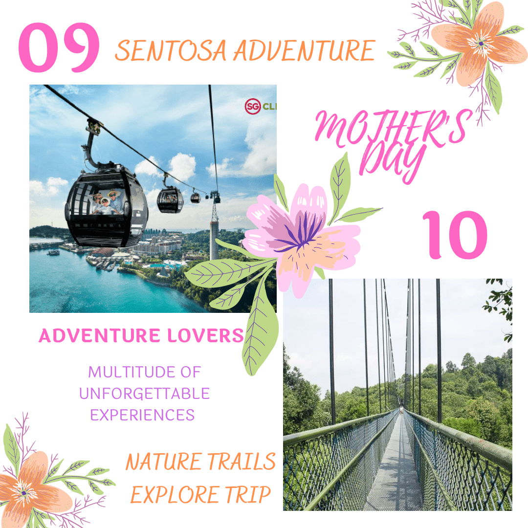 MOTHER'S DAY ADVENTURE LOVERS GIFTS