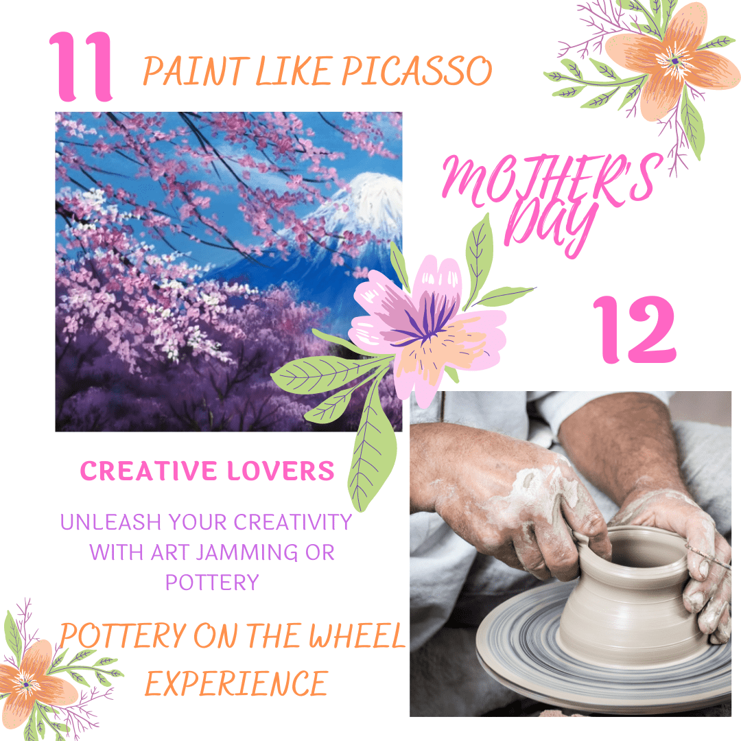 MOTHER'S DAY CREATIVE LOVERS GIFT IDEAS