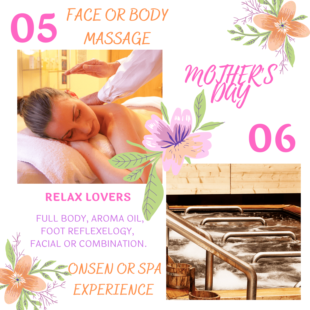 MOTHER'S DAY RELAX LOVERS GIFT