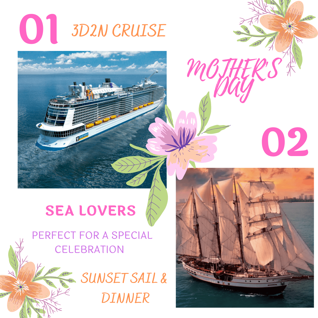 SEA LOVERS MOTHER'S DAY GIFT IDEAS