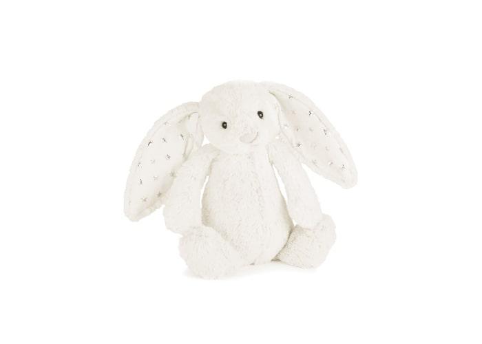 Jellycat White Twinkle Bunny